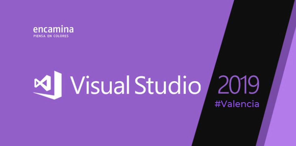 Visual Studio 2019 | Launch Event Valencia