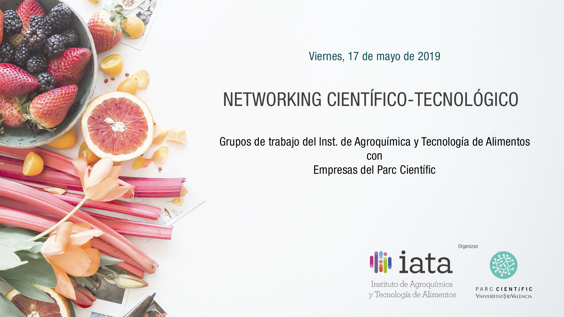 Networking between IATA and the companies of the Science Park