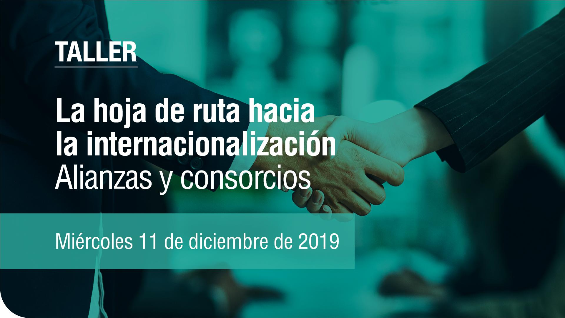 Internationalization Workshop: Partnerships and Consortiums